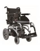 Различни модели акумулаторни инвалидни колички с джойстик, електрически скутери, акумулаторни батерии за инвалидни колички