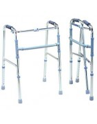 Удобни, здрави и надеждни проходилки и ролатори. Сгъваеми проходилки с регулиране на височината, ролатори със спирачки, модели със седалки за удобство на възрастните.