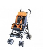 Детски рингови инвалидни колички и вертикализатори